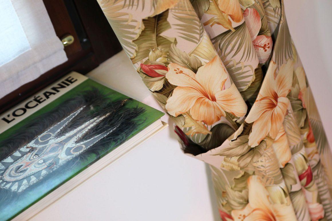 la maestosita' della camera Floreale